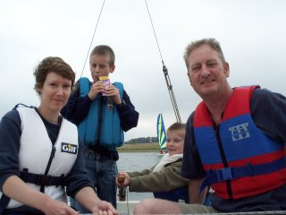 An image on Blog Sophie's First Sail
