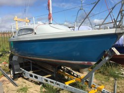 Manta 19 for sale